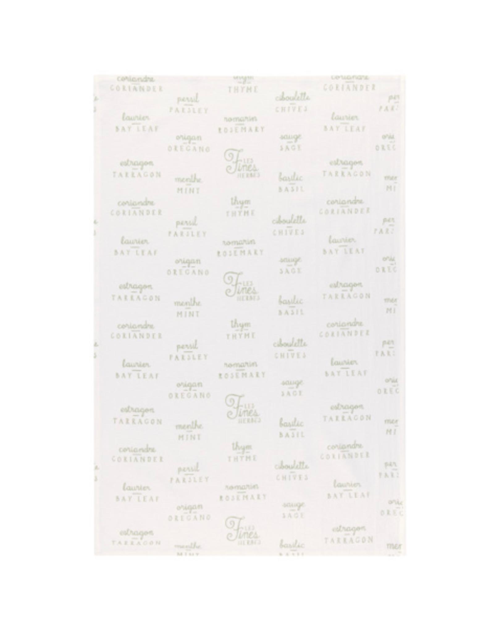 DCA - Tea Towel / Set 2, Floursack, Moss
