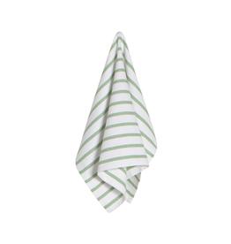 DCA - Tea Towel / Basketweave, Moss