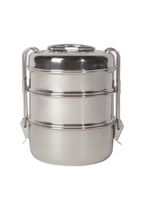 DCA - Tiffin/3 Tier, Stainless
