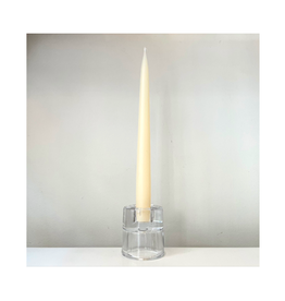 """ORY - Taper Candle / Cream, 10"""""""