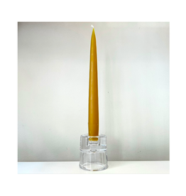 """ORY - Taper Candle/Mustard, 10"""""""
