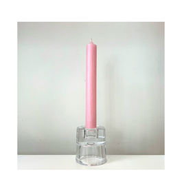 """ORY - Dinner Candle/Pink, 7"""""""