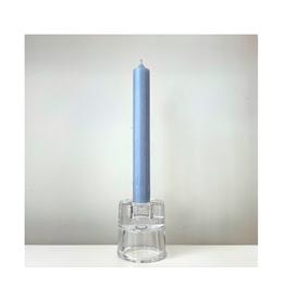 "ORY - Dinner Candle / Cornflower, 7"""