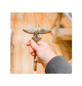 """ATT - Single Wall Hook / Hummingbird, 6"""""""