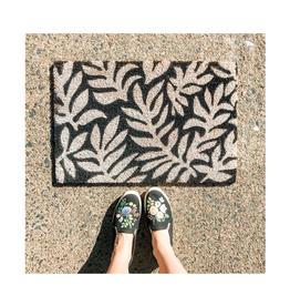 "NIA - Doormat / Ferns, 15 x 24"""