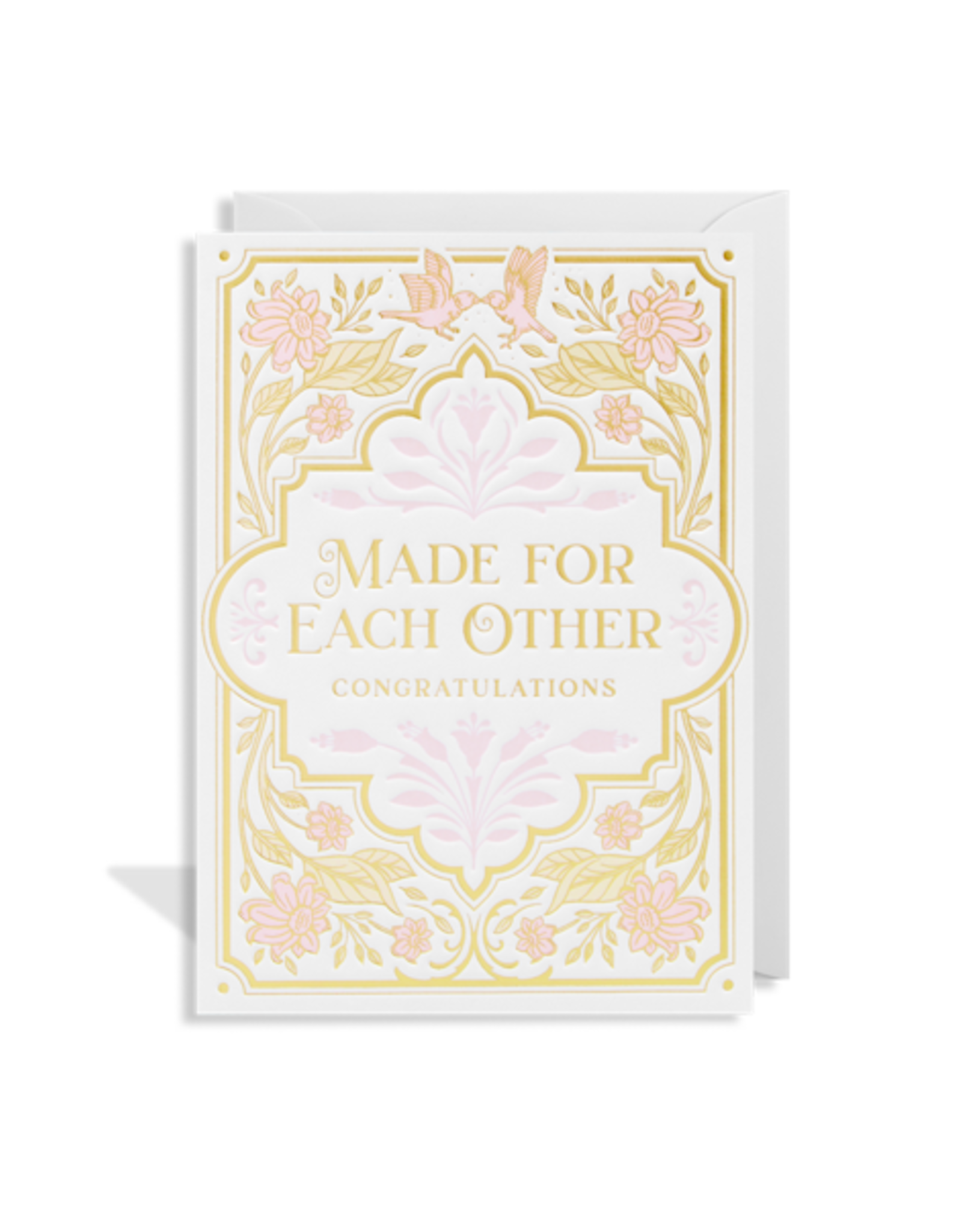 """PPS - Card / Made For Each Other, 4.25 x 6"""""""