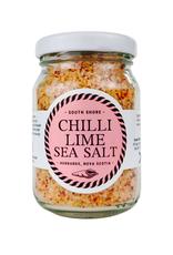 South Shore Sea Salt / Finishing Salt, Chili Lime, 80g