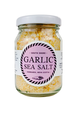 South Shore Sea Salt / Finishing Salt, Garlic, 80g