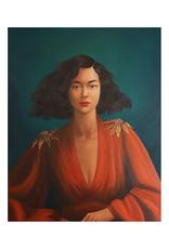 """Janet Hill - Art Print / Pembrooke, 8.5 x 11"""""""
