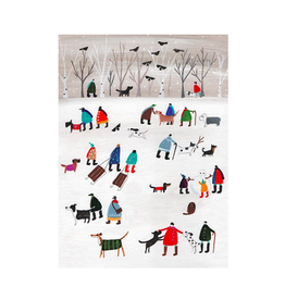 PPS - Boxed Cards / Set of 8, Snow Day