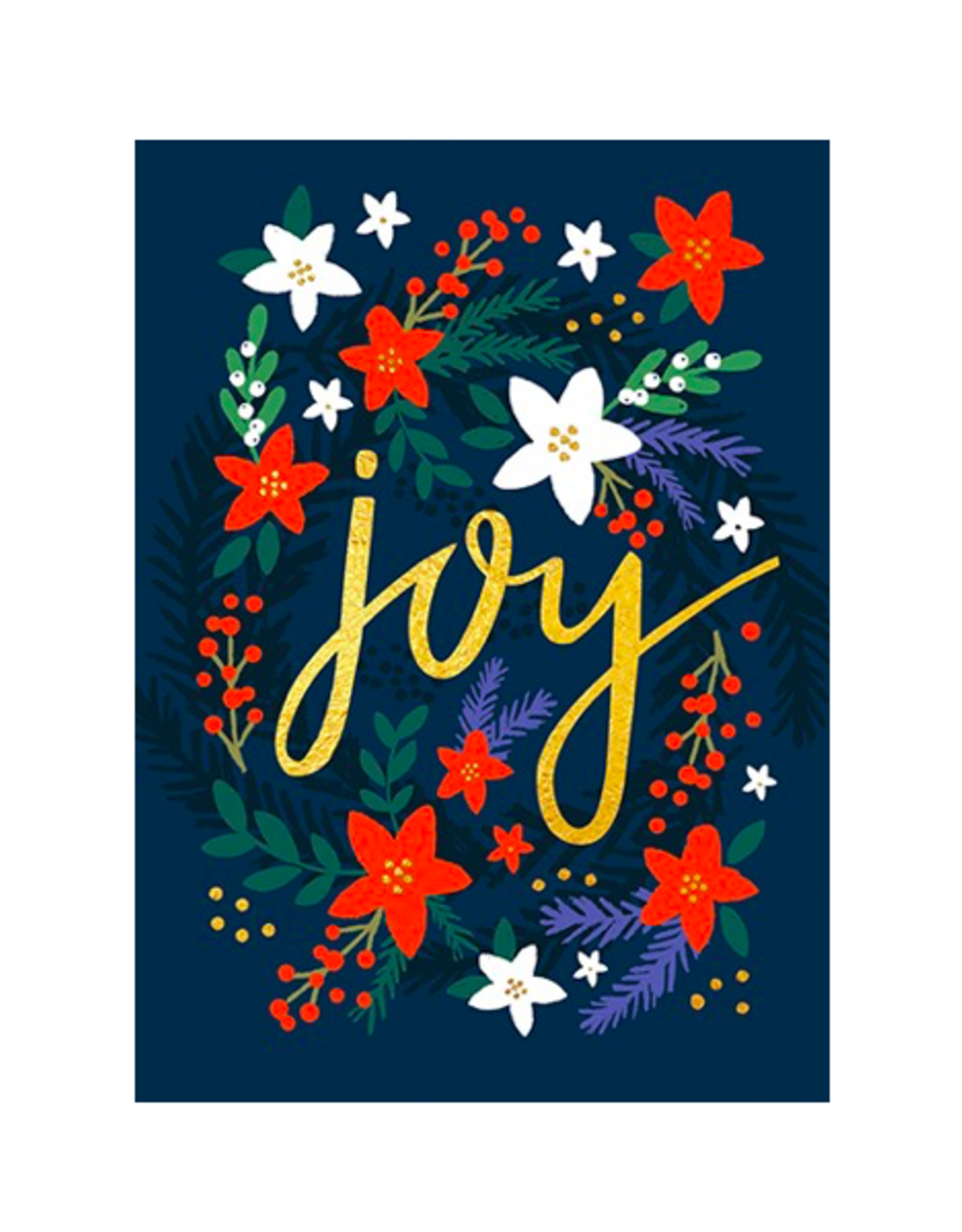 PPS - Boxed Cards / Set of 8, Joy