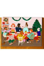 """PPS - Card / Family Dinner, 4.25 x 5.75"""""""