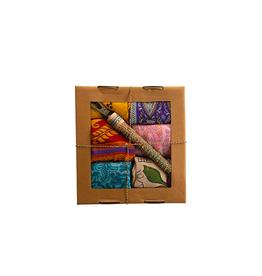 COP  - Vintage Sari Wrapping Kit