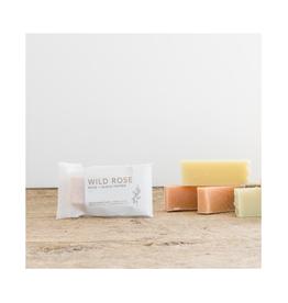 Wildwood Creek - Mini Bar Soap / Wild Rose, 0.8oz