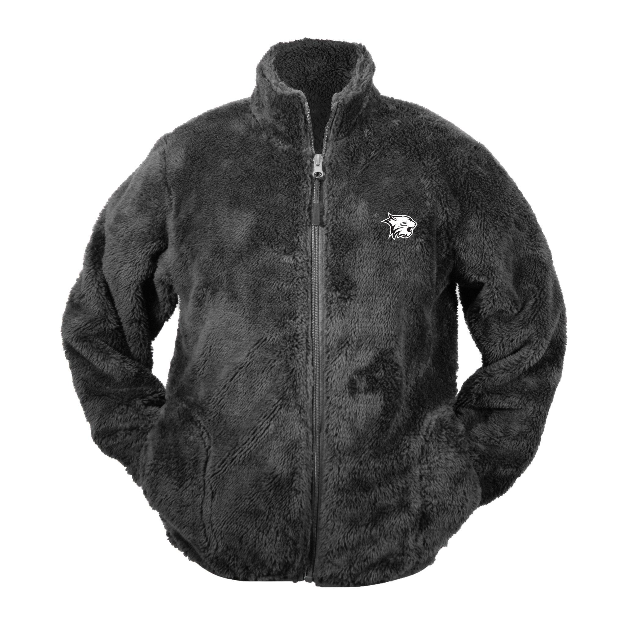 Jacket: Garb Youth Fuzzy w/ Cat Logo