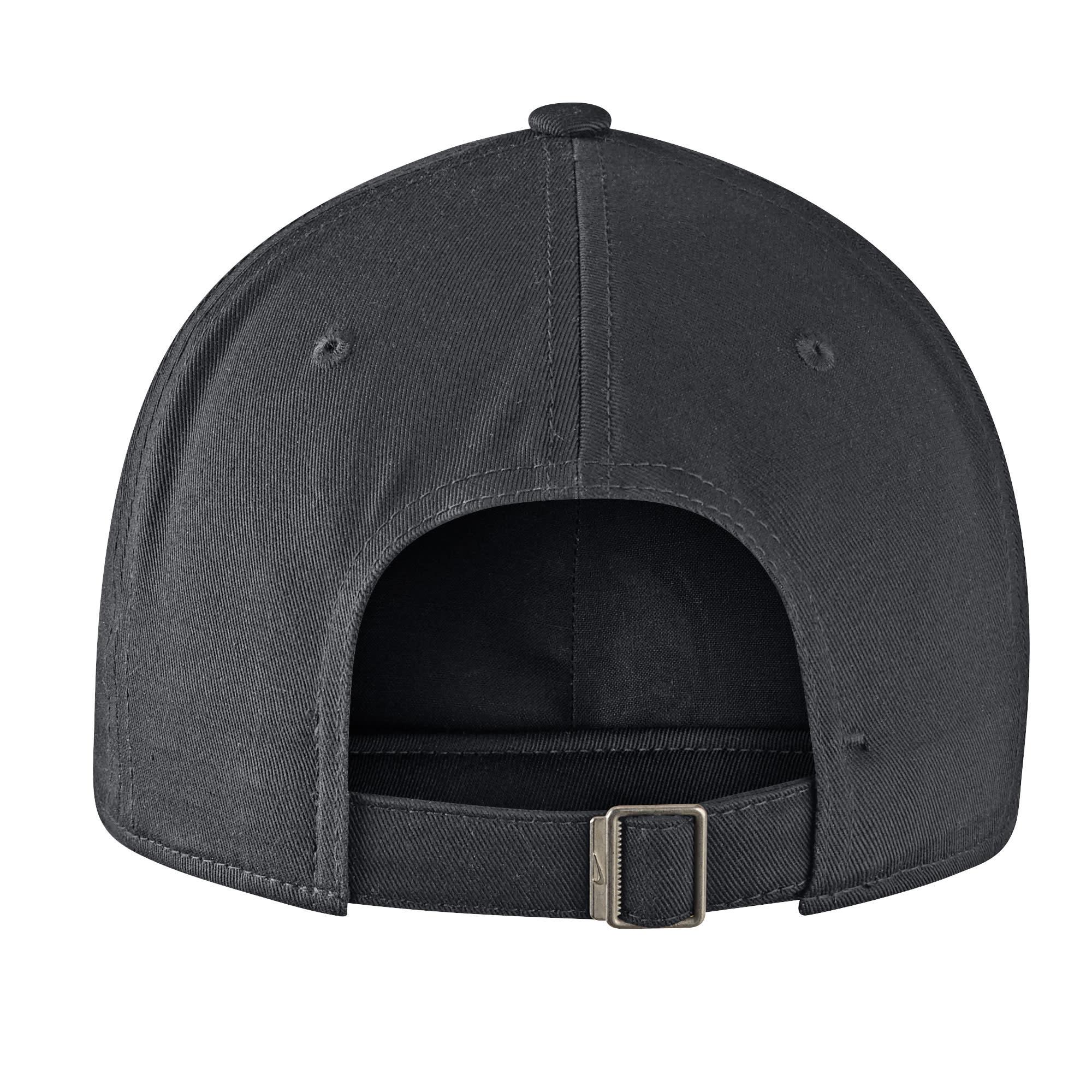 Nike Hat: Campus Cap Anthracite