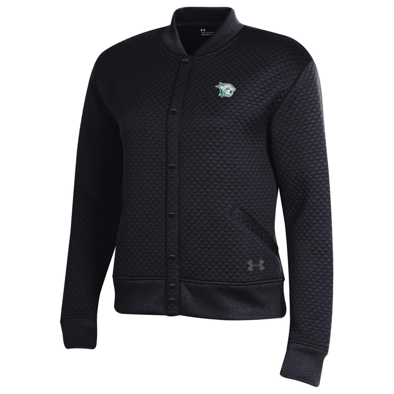 Jacket: UA Women's Bomber Black