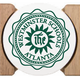 Coaster: Westminster Seal Stone - Box of 4