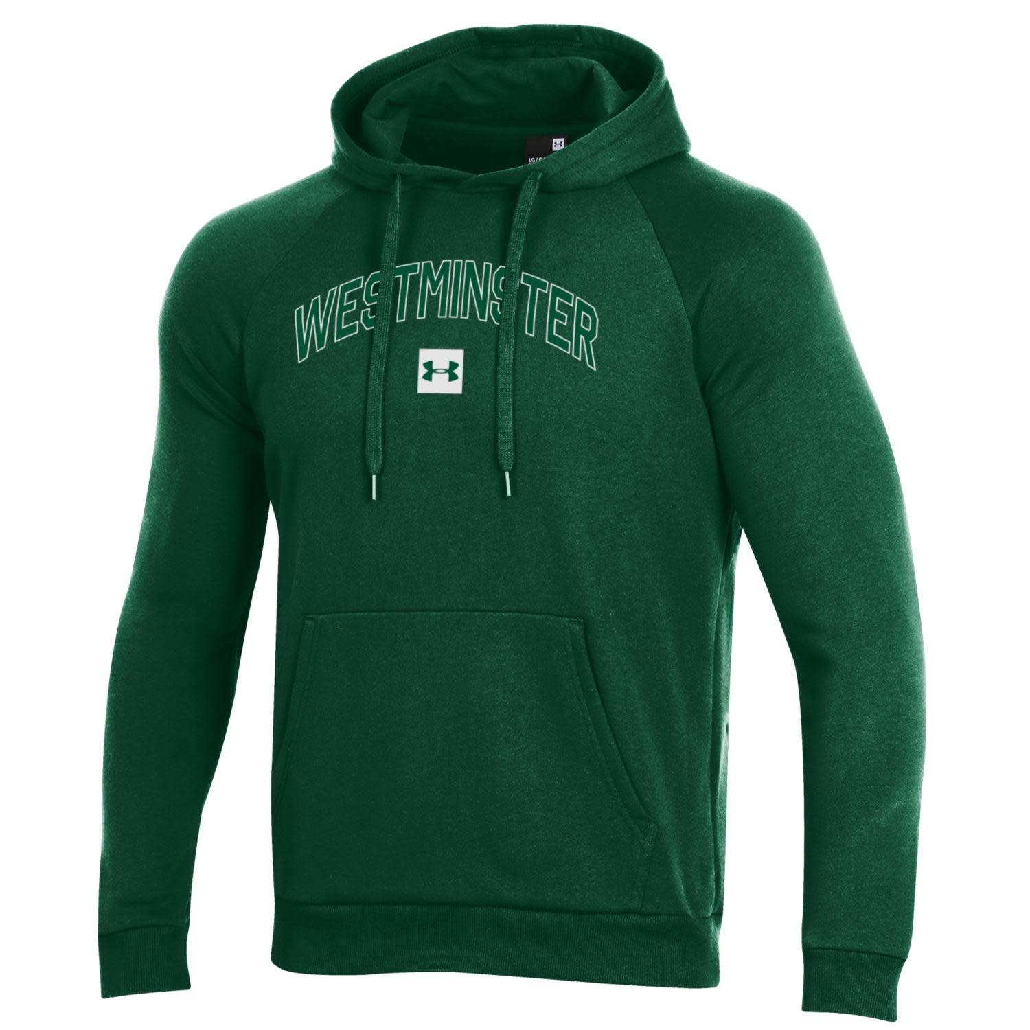 Under Armour Sweatshirt: UA Hoody - Westminster w/UA Symbol