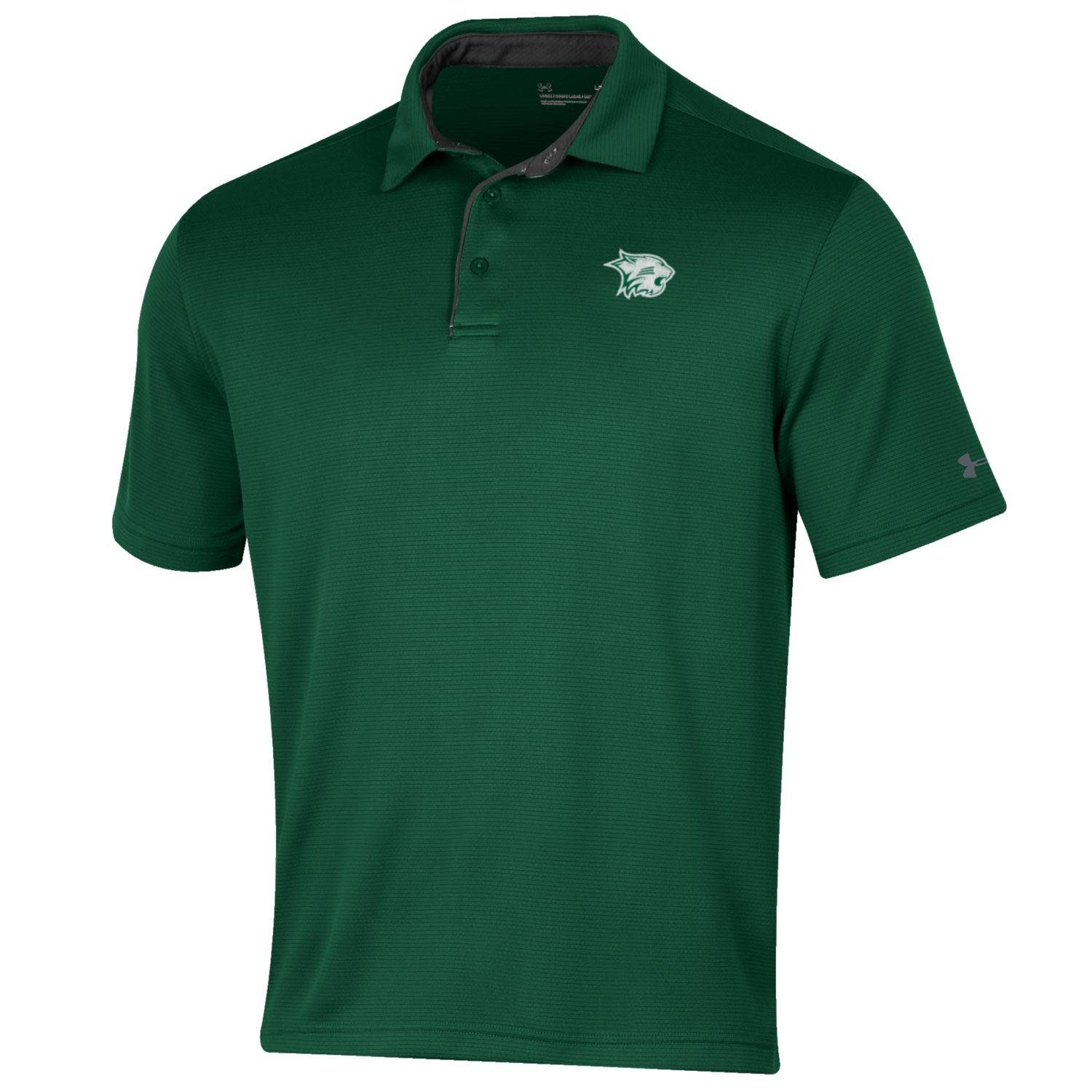 Polo: UA Forest Green Cathead
