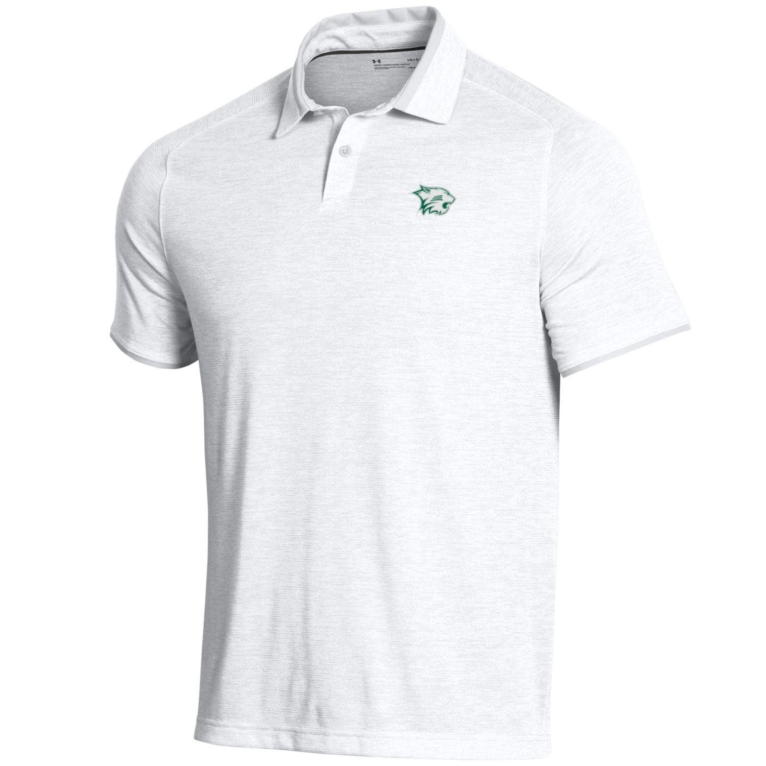 Polo: UA White Cathead