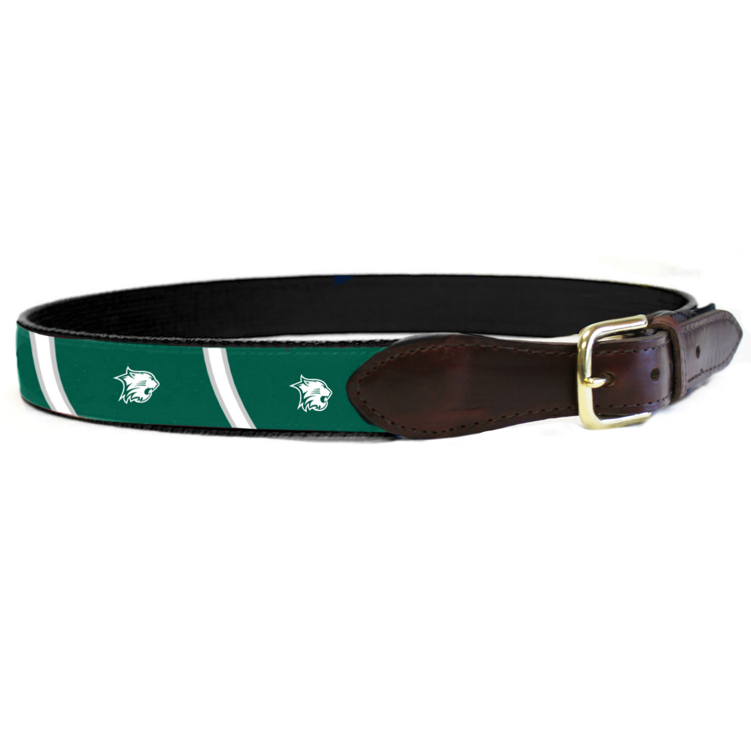 Belt: Leather/Canvas