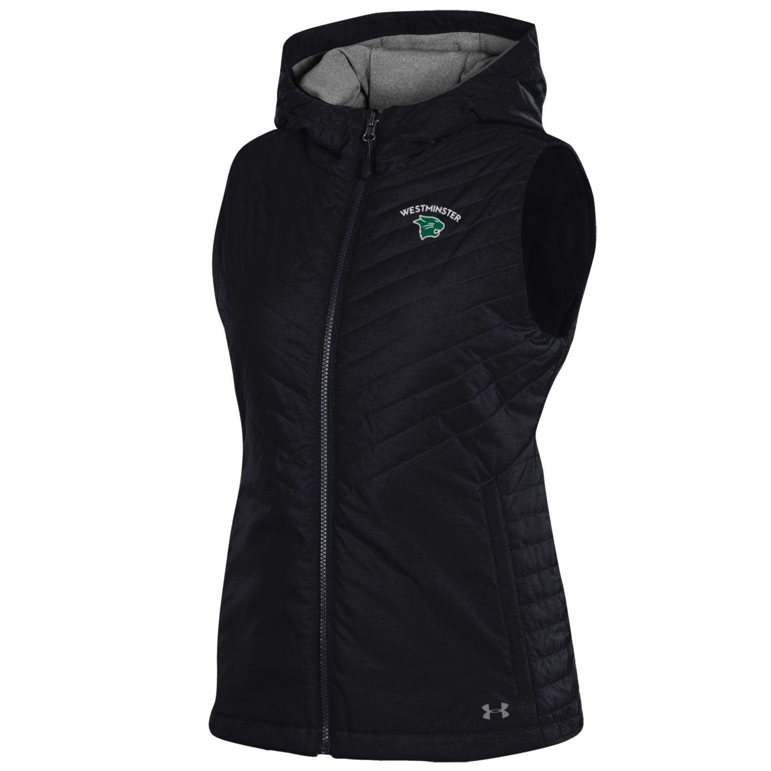 Lightweight Puffer Hooded Vest