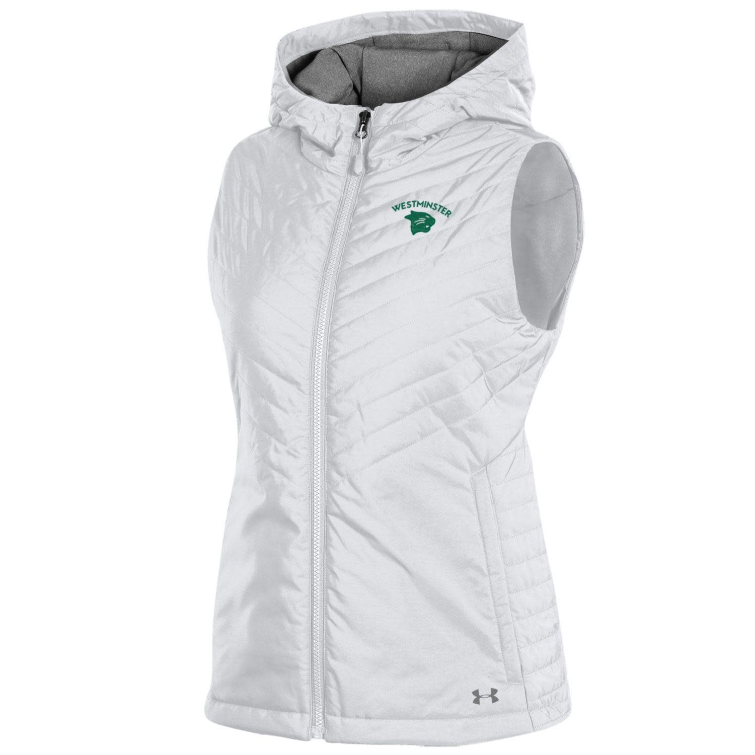 Under Armour Lightweight Puffer Hooded Vest