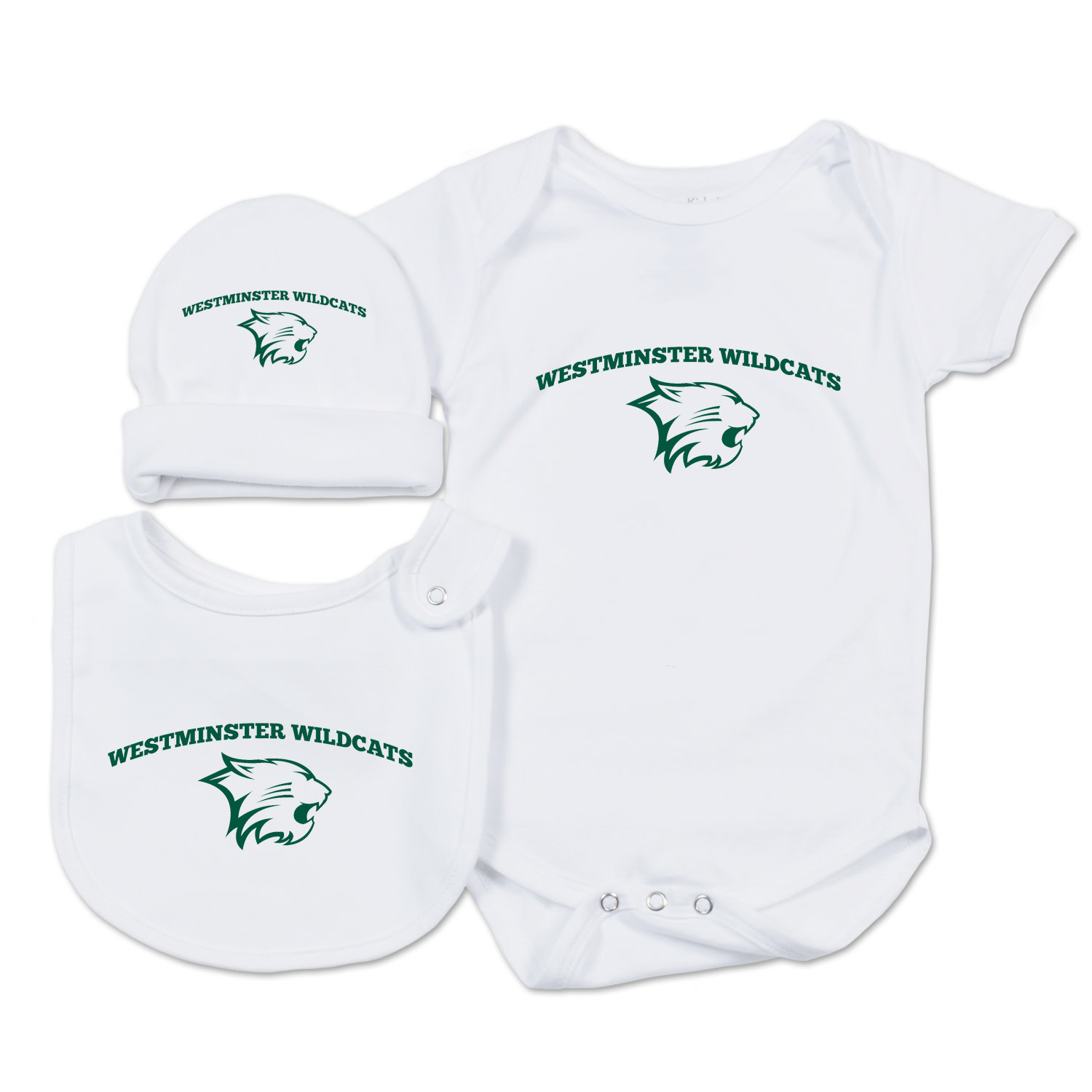 College Kids Baby Essentials Set