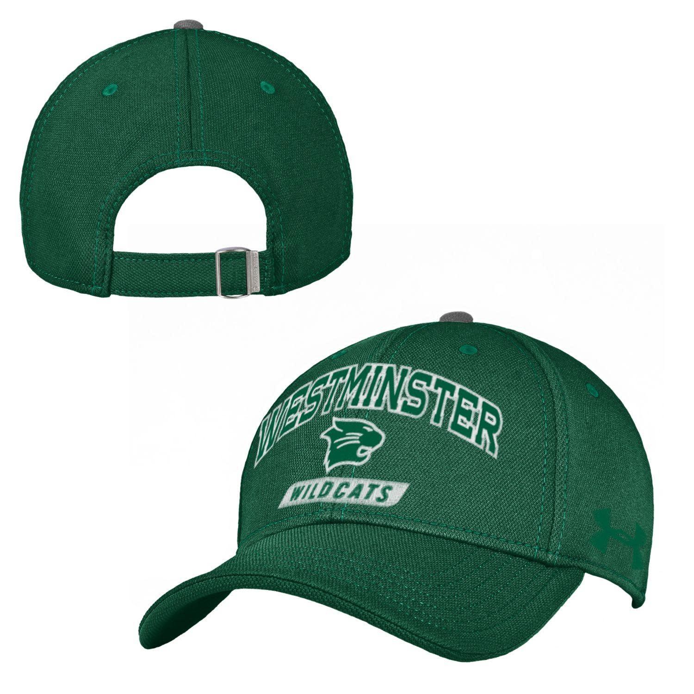 Hat: UA Adjustable Forest