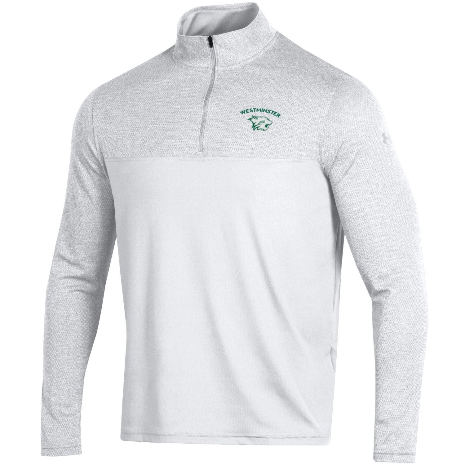 Under Armour Pullover: UA Scratch 1/4 Zip
