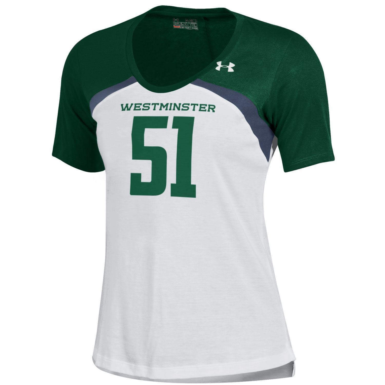 UA Women's Color Block Jersey 51