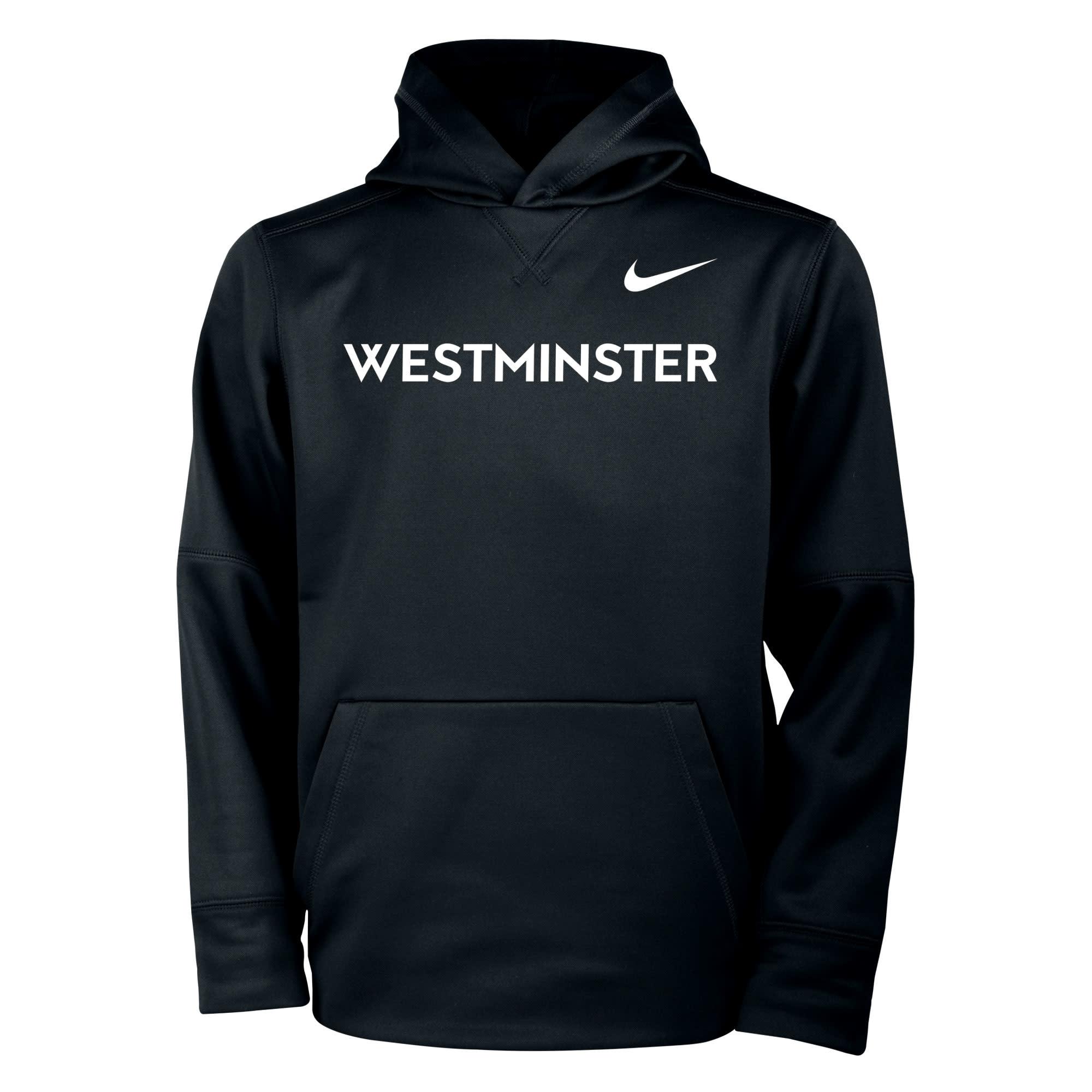 Nike Sweatshirt: Boys Therma PO Hoody