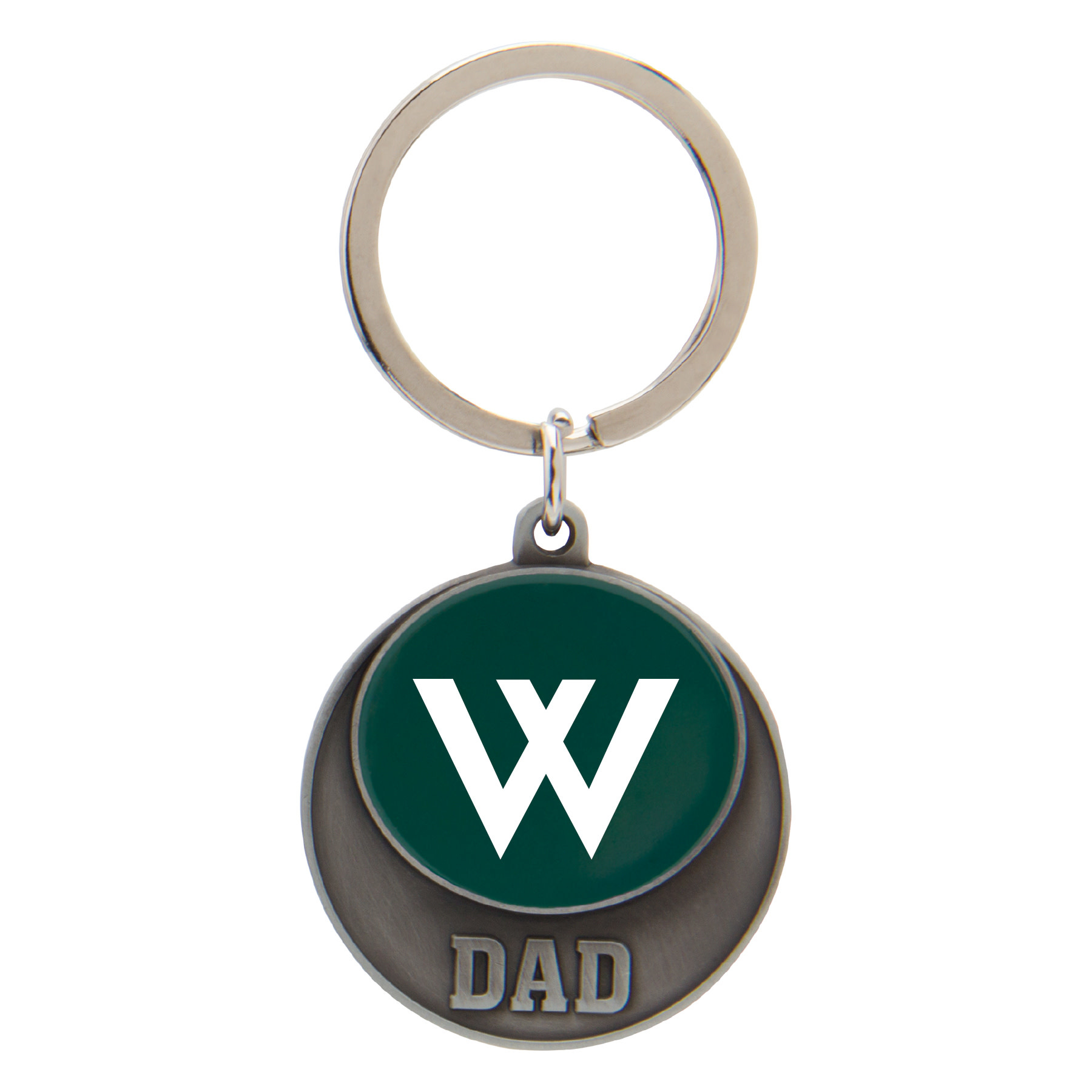 Keychain: Pewter Westminster