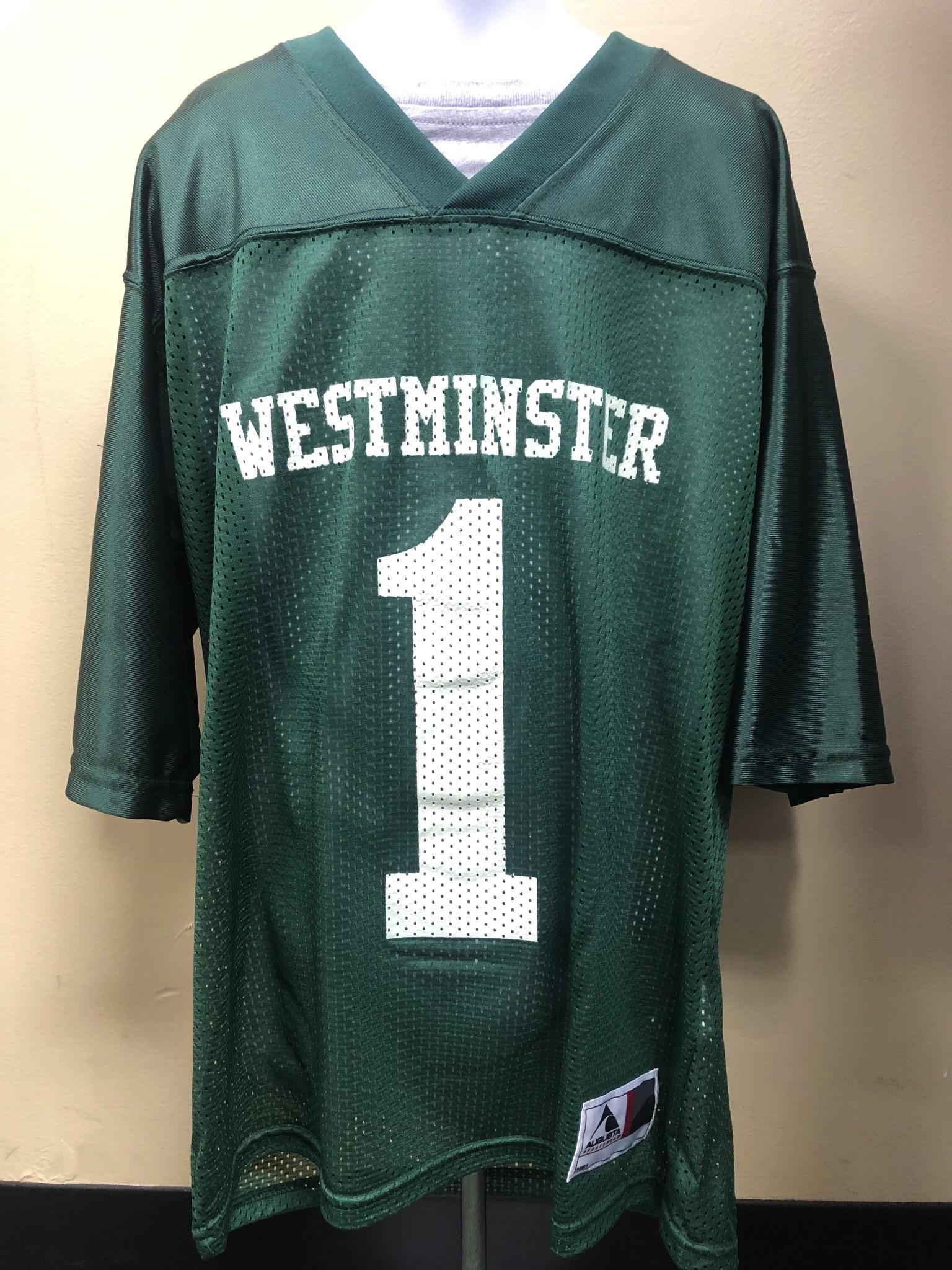 Forerunner-Pennant Jersey: Forerunner YL Augusta Green #1