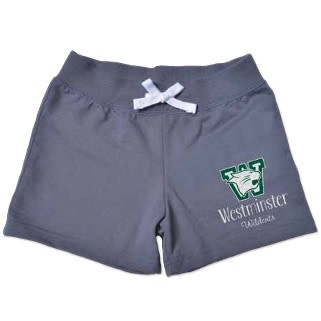 College Kids Shorts: College Kids Pewter