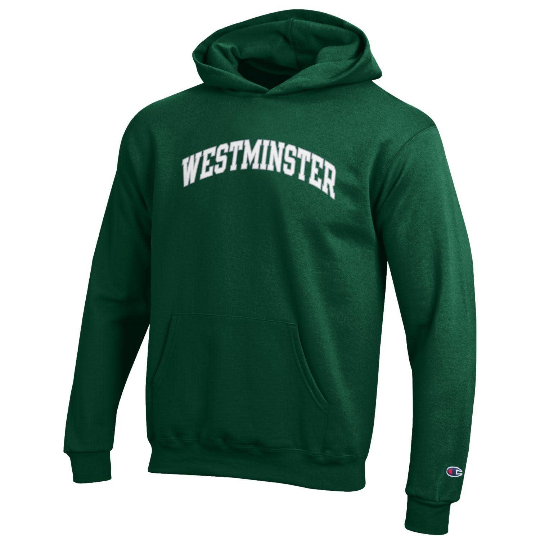 Sweatshirt: Champion Hoody Green -