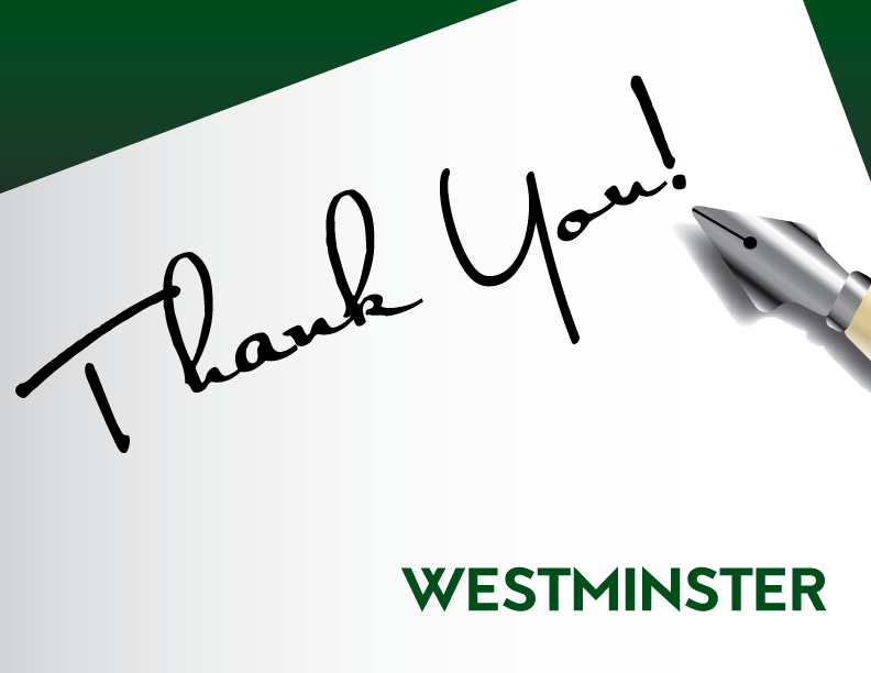 Card: Westminster Boxed Thank You