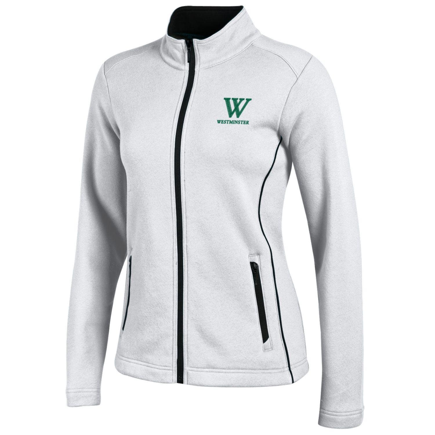 Under Armour Jacket: Gear for Sports Women's Deluxe Touch Full Zip
