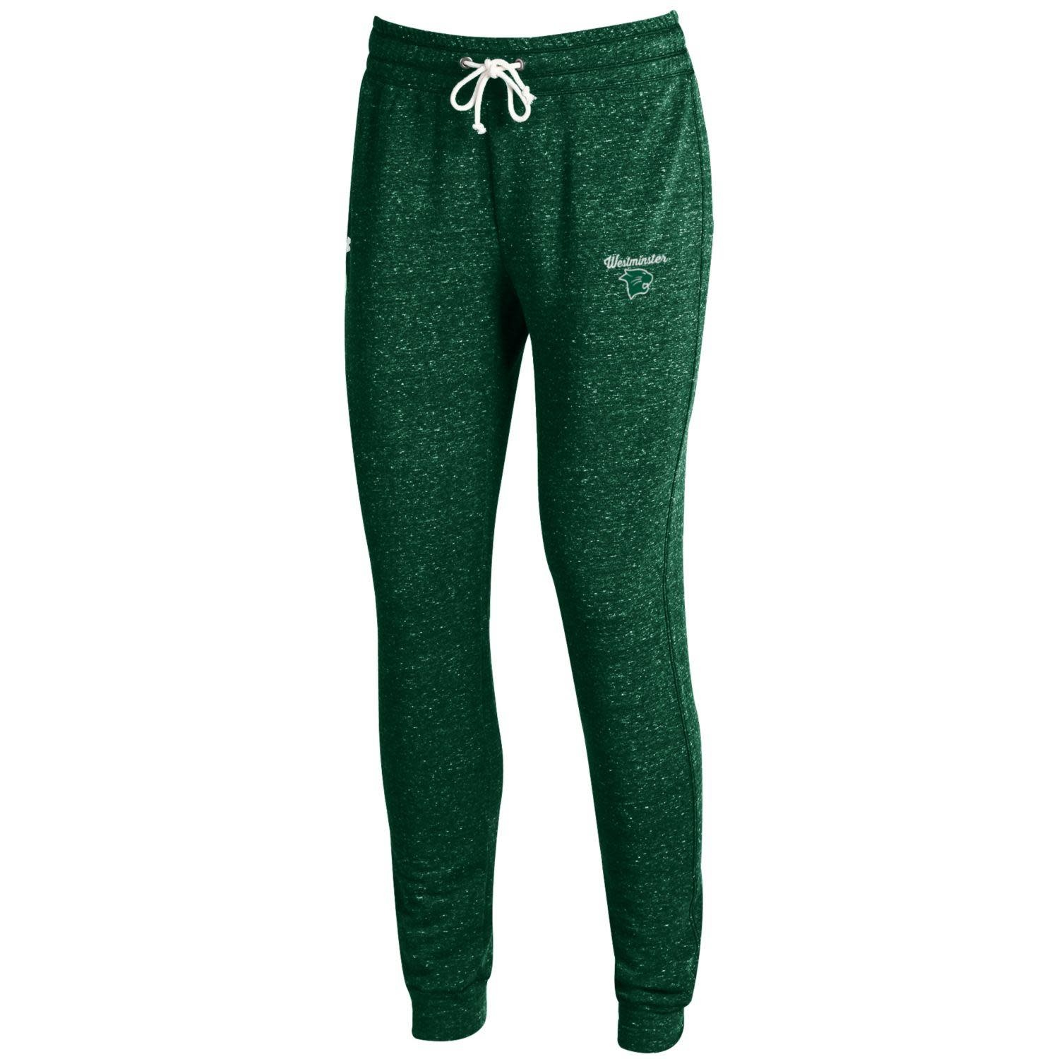 Under Armour Sweatpants: UA Women's Skinny - Cuff Bottom Light Forest