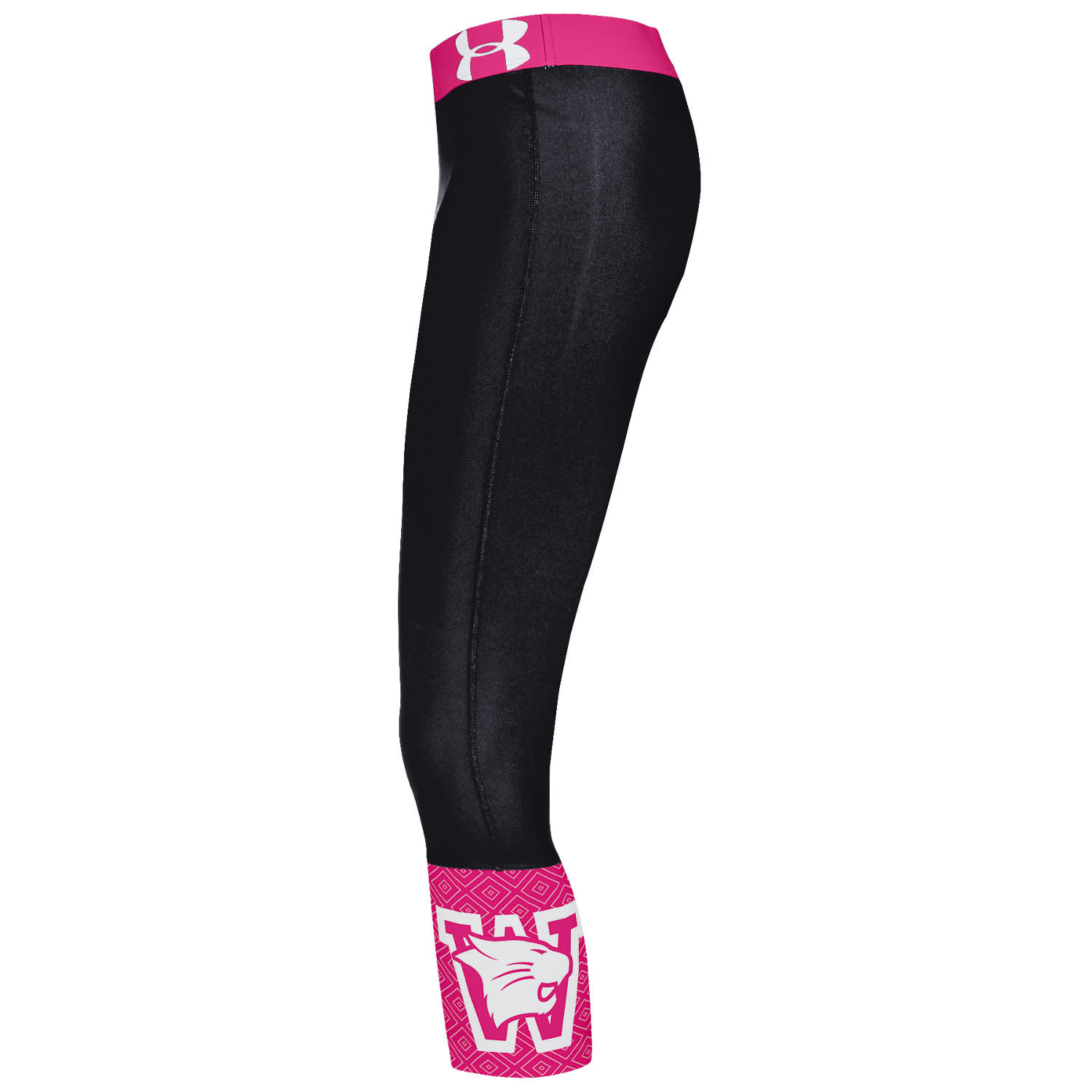 Under Armour Capri: UA Girls Alpha Pinkadelic