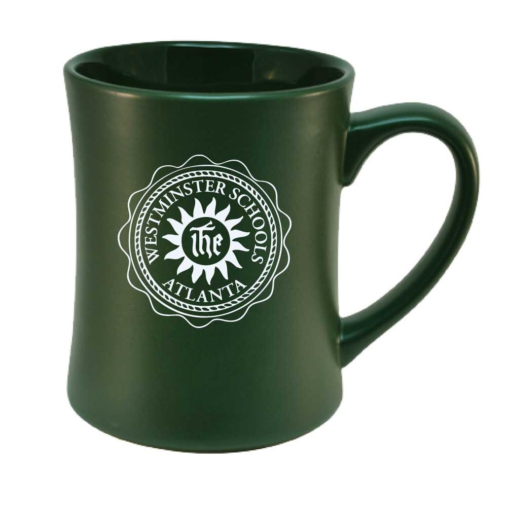 Mug: Matte Westminster Seal - Tall