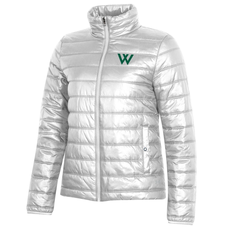 Under Armour Jacket: Women's UA Storm Puffer, Green W