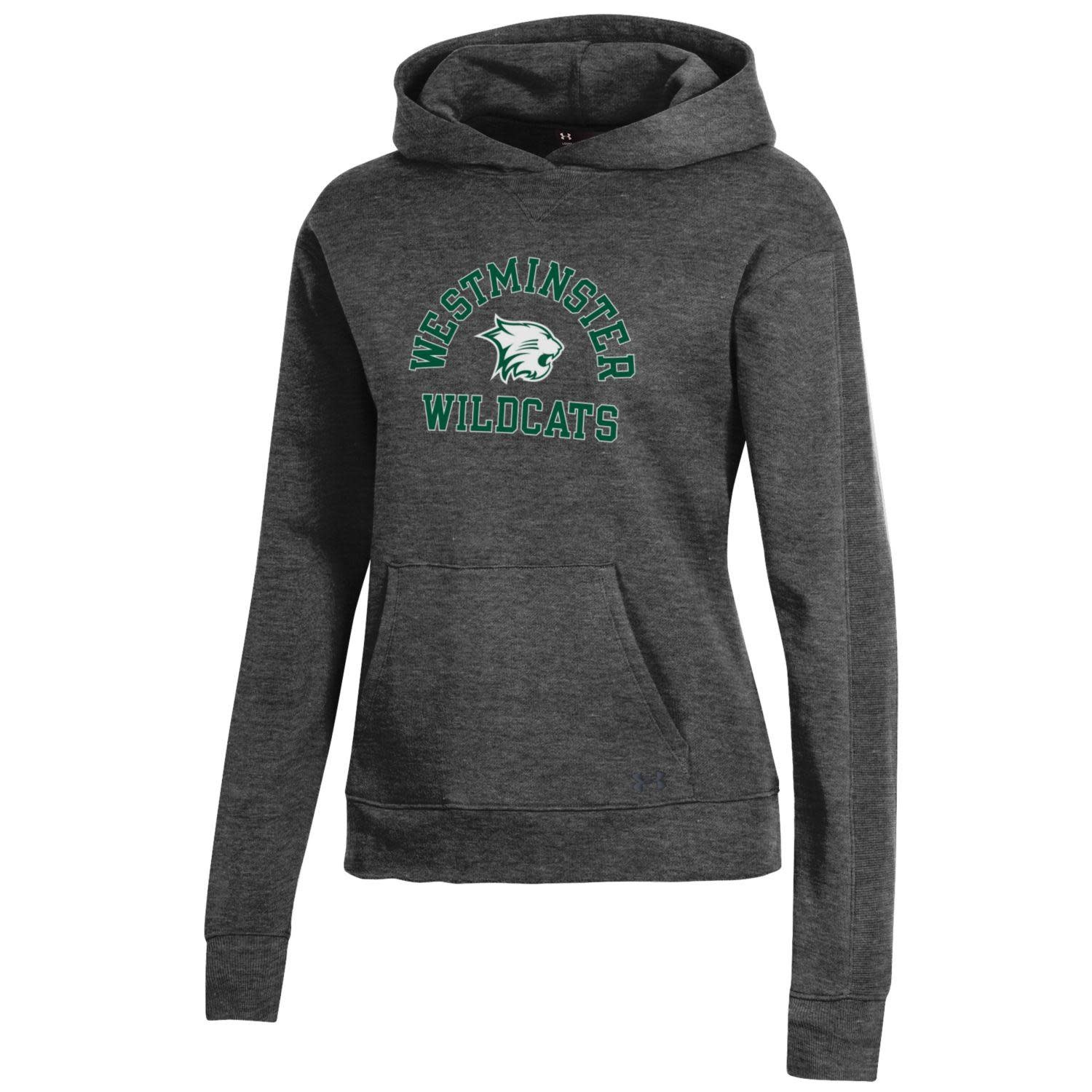 Under Armour Hoody: UA Womens Core Cotton