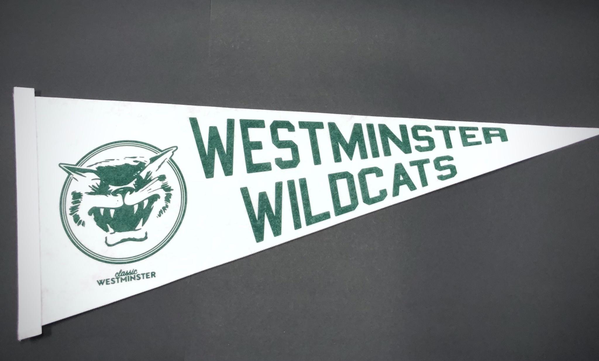 Pennant: Classic Wildcat White