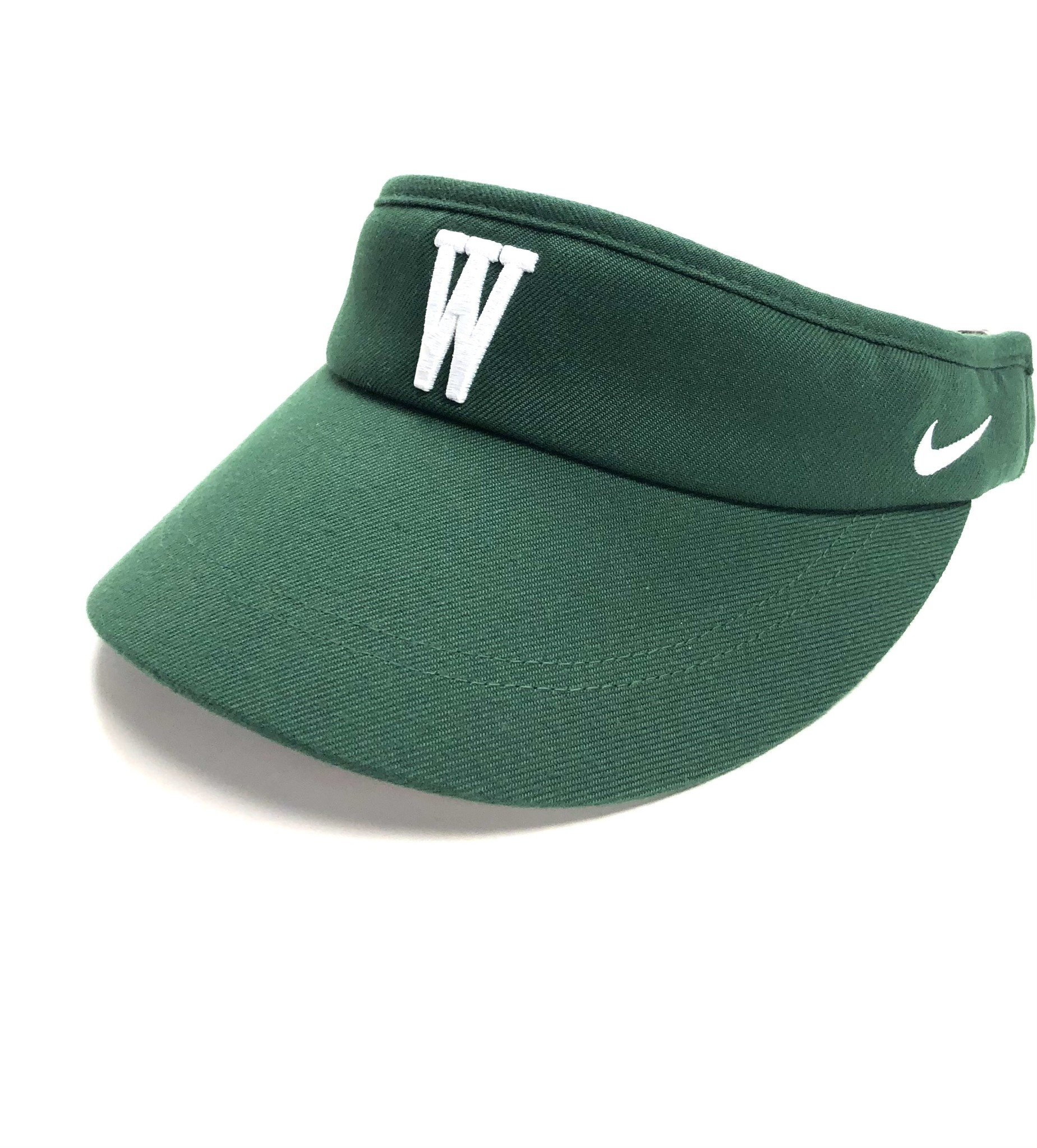 Nike Hat: Nike Dri-Fit Sideline Visor Green