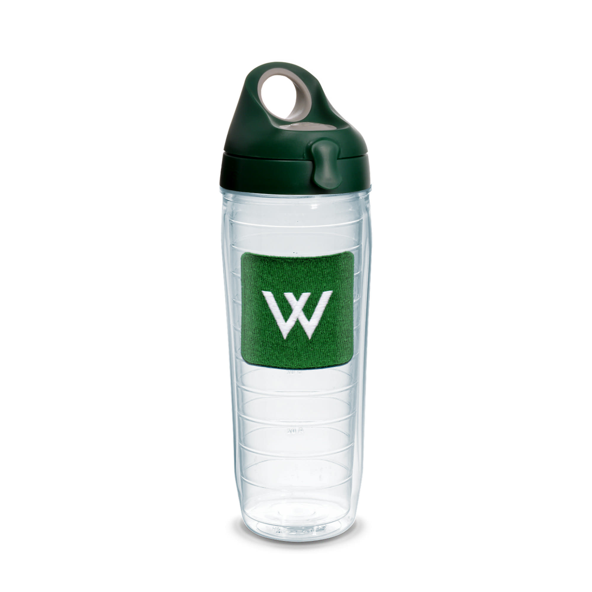 Tervis Tervis: Water Bottle Green W with lid
