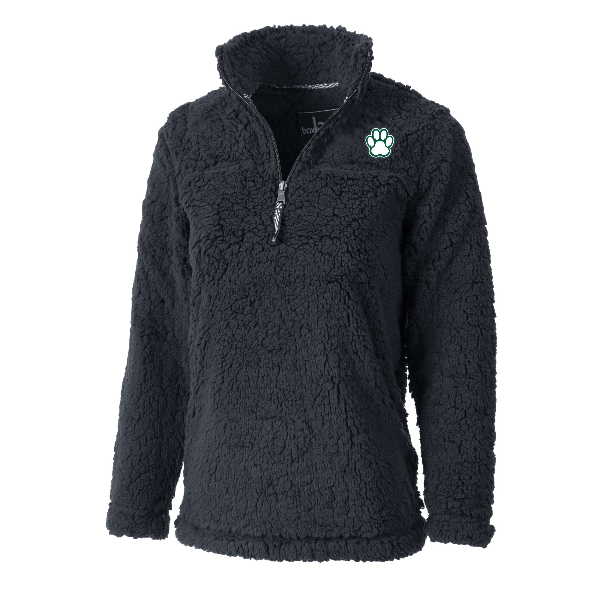 Boxercraft Pullover: Sherpa 1/4 Zip