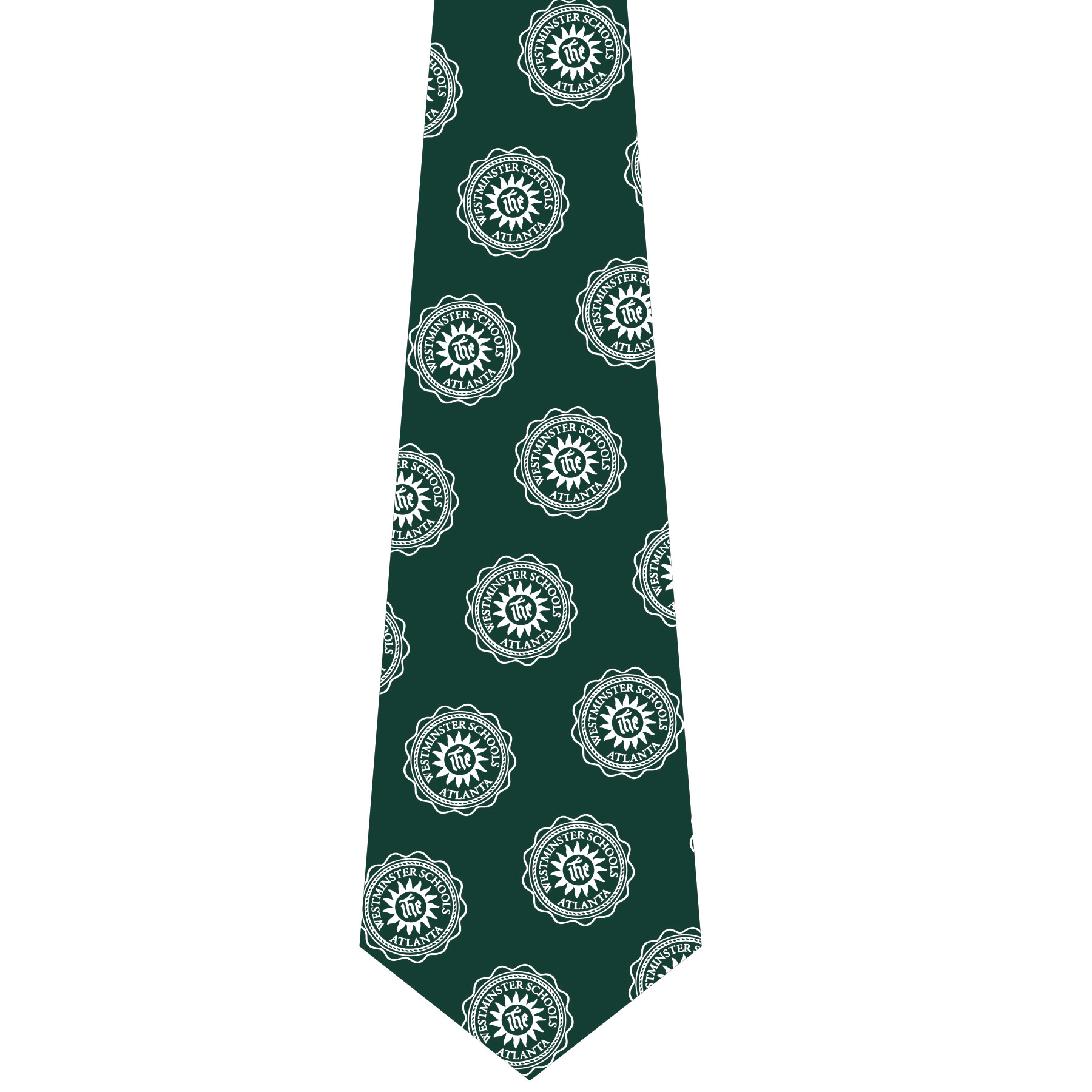 Tie: Westminster Seal