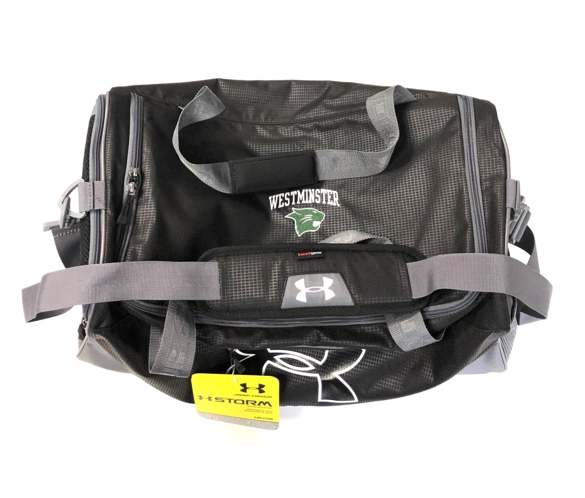 Under Armour Duffel: UA Black
